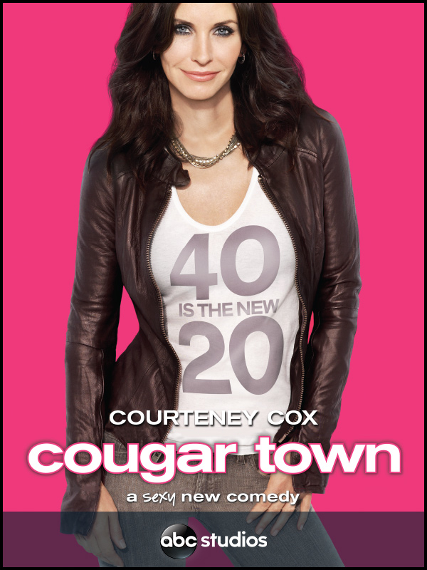 Affiche Cougar Town