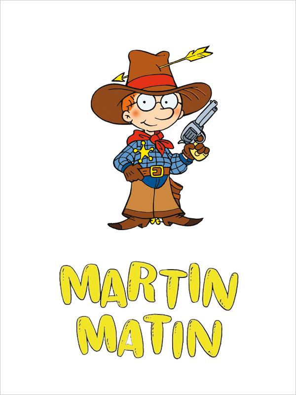 Affiche Martin Matin