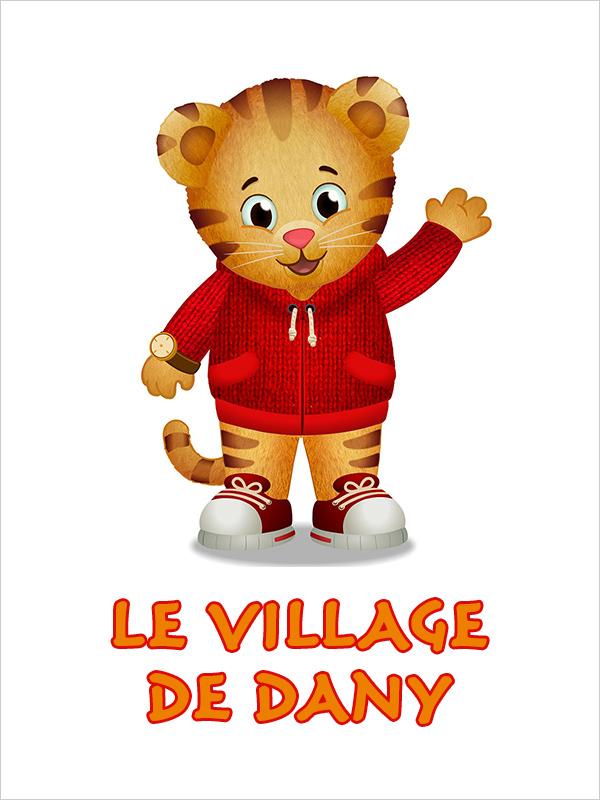 Affiche Le Village de Dany