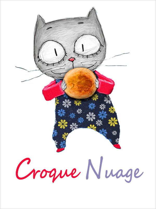 Affiche Croque Nuage