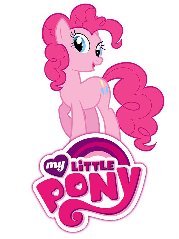 Affiche My Little Pony, les amies c'est magique
