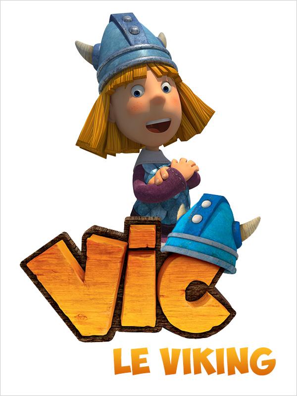 Affiche Vic le Viking 3D