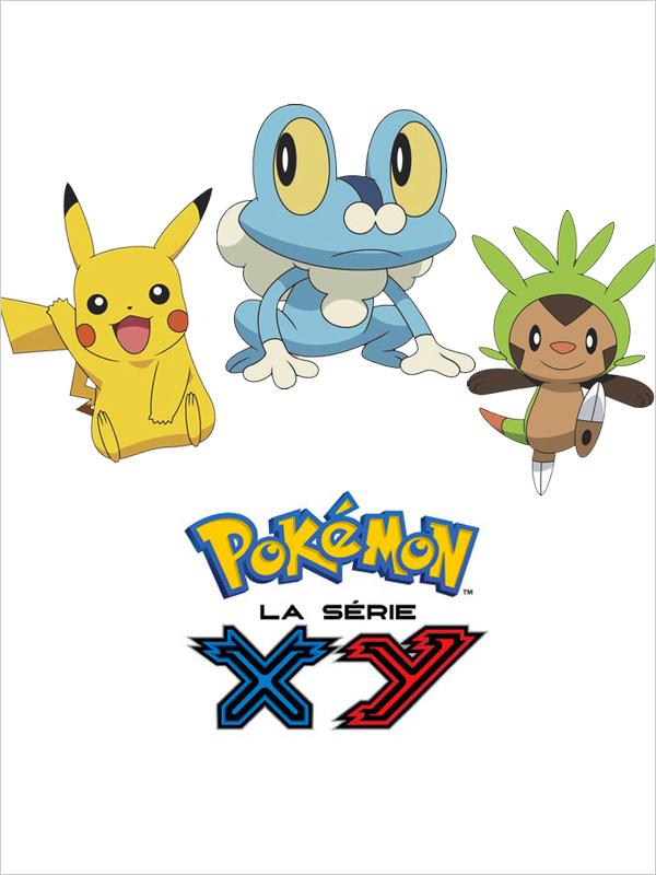 Affiche Pokemon la série XY