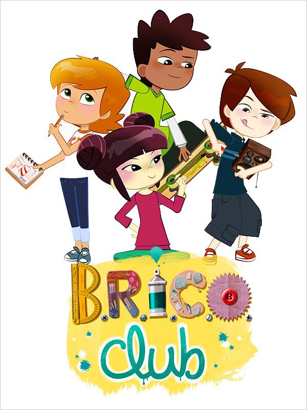 Affiche Brico Club