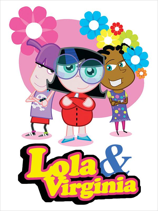 Affiche Lola et Virginia