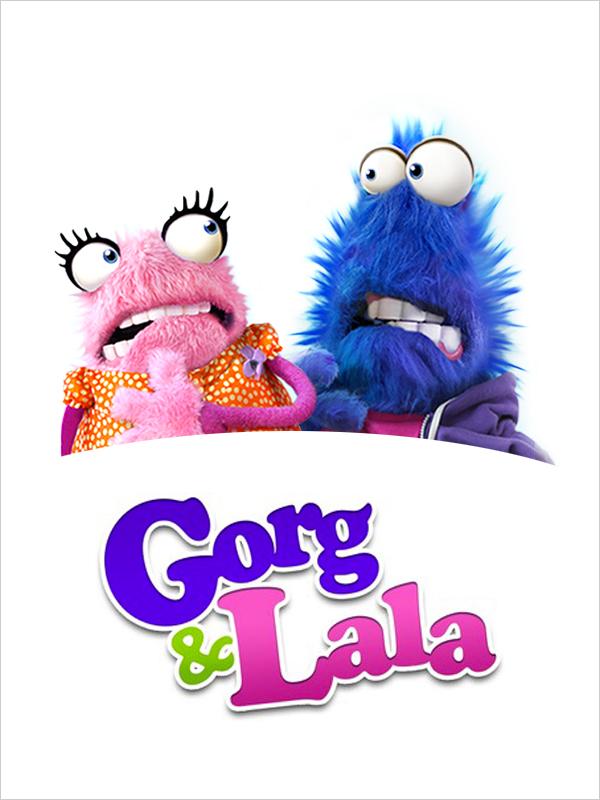 Affiche Gorg et Lala