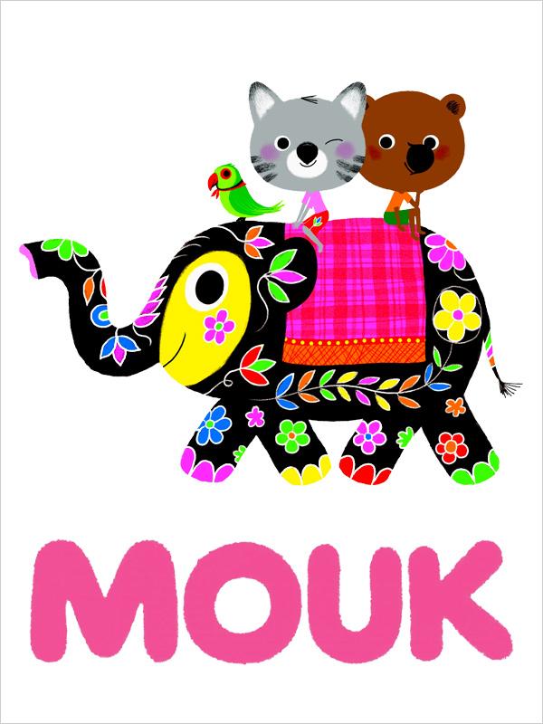 Affiche Mouk