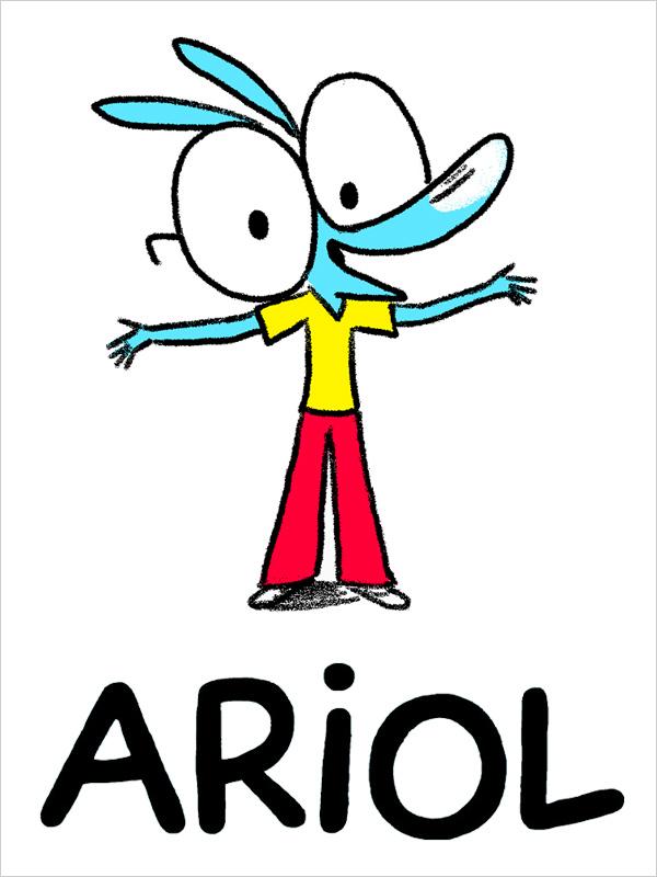 Affiche Ariol