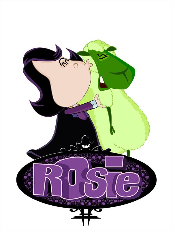 Affiche Rosie