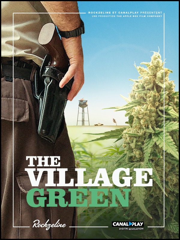 Affiche The Village Green