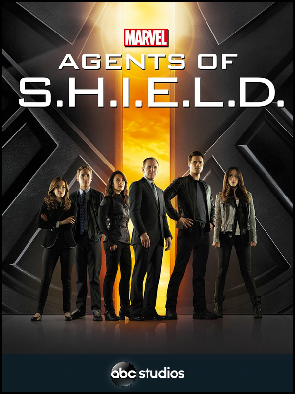 Affiche Marvel's Agents of S.H.I.E.L.D