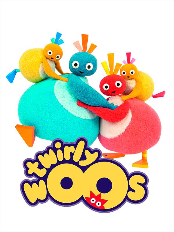 Affiche Twirlywoos