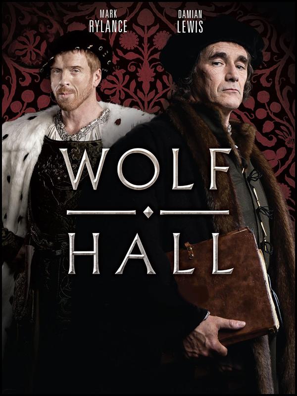Affiche Wolf hall