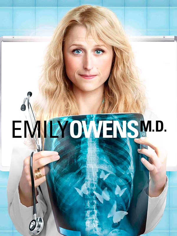 Affiche Emily Owens