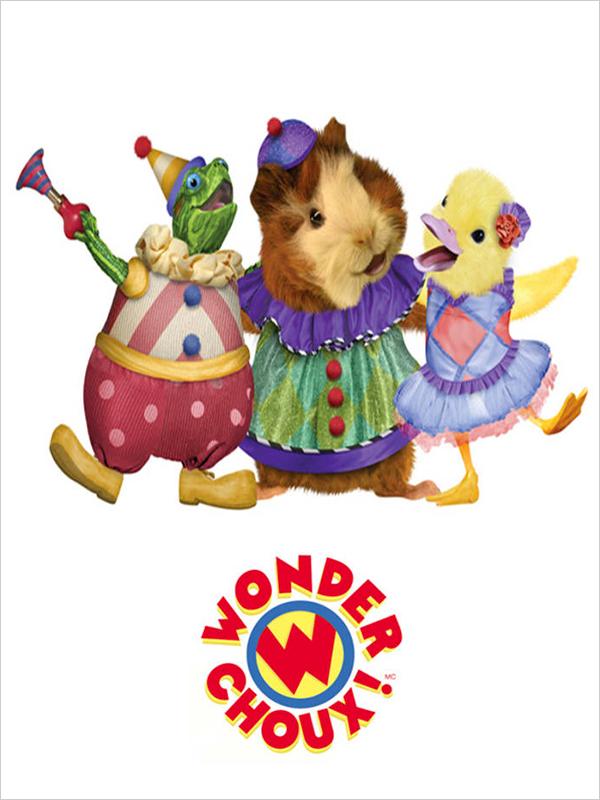 Affiche Wonder Choux