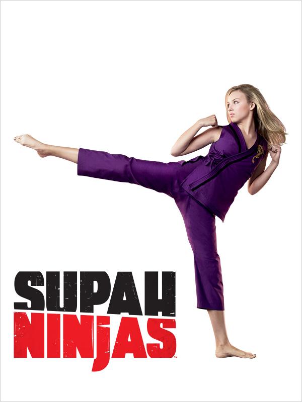 Affiche Supah Ninjas