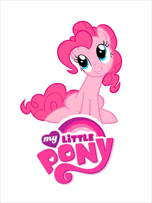 Affiche My Little Pony : les amies c'est magique