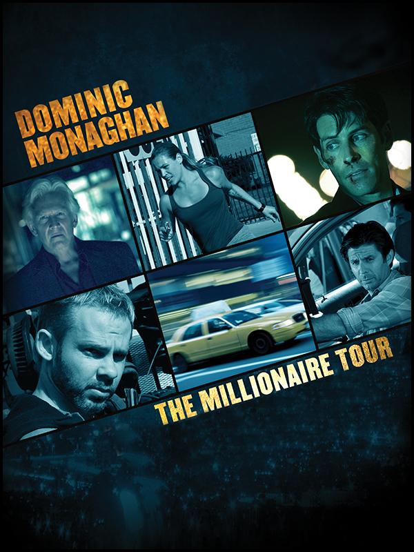 Affiche Millionaire Tour