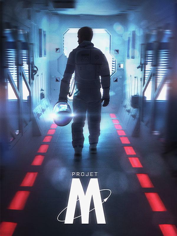 Affiche Projet M