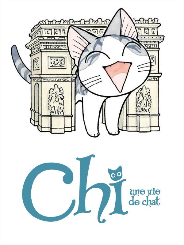 Affiche Chi, une vie de chat