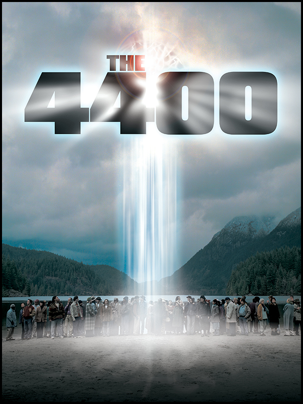 Affiche The 4400