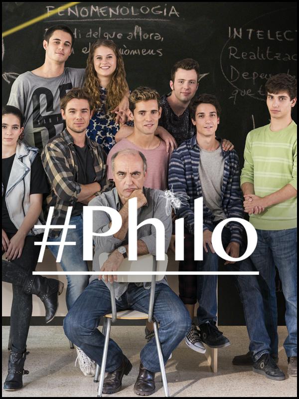 Affiche #Philo