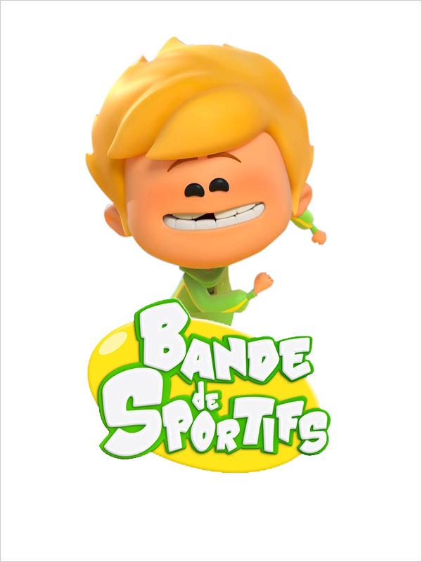 Affiche Bande de Sportifs