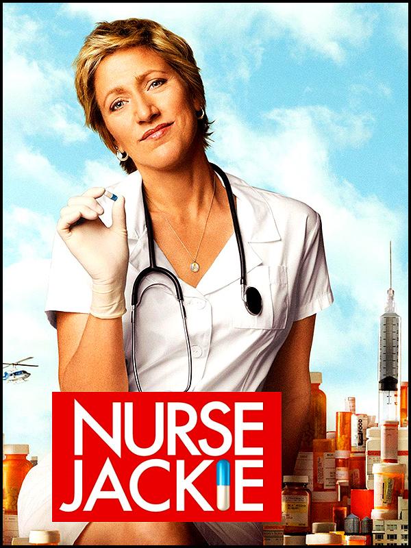 Affiche Nurse Jackie
