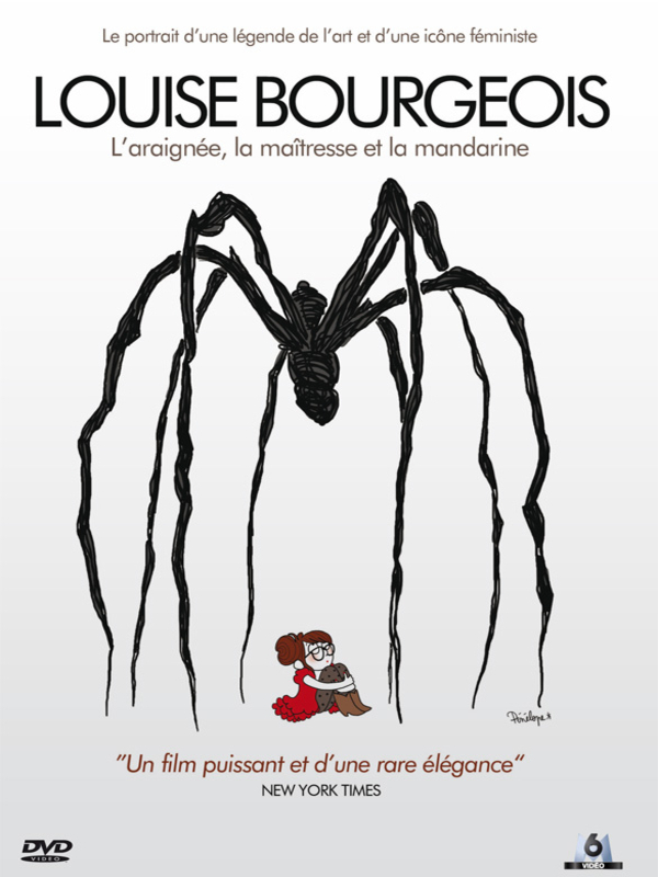 Affiche Louise Bourgeois