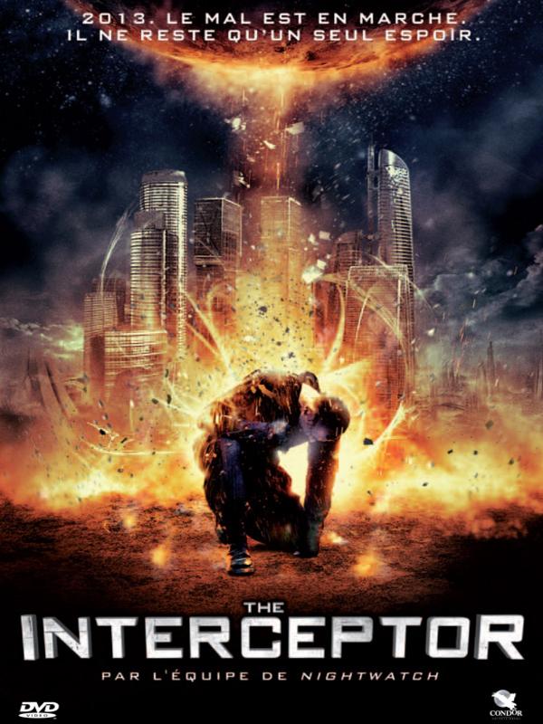 Affiche The Interceptor