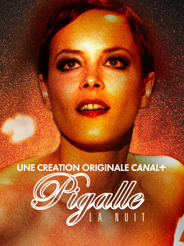 Affiche Pigalle, la nuit