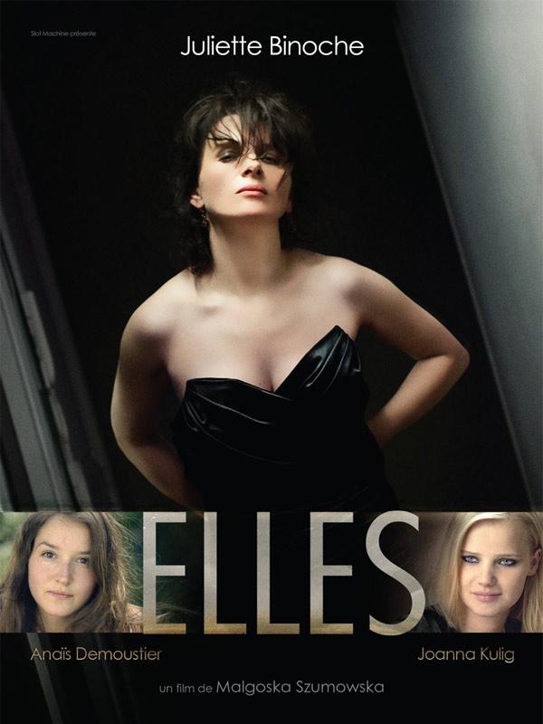 Affiche Elles