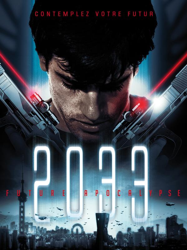Affiche 2033 Future Apocalypse