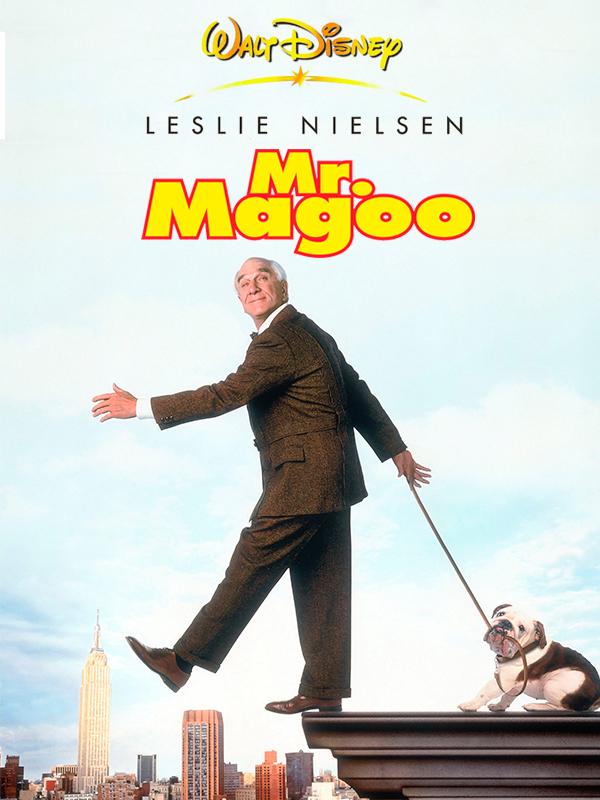 Affiche Mr. Magoo