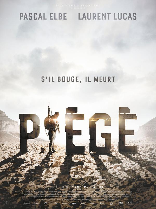 Affiche Piégé
