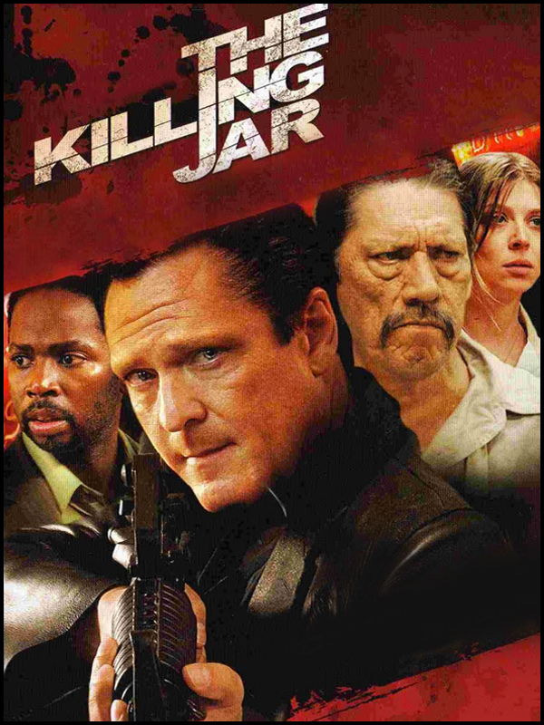 Affiche The killing jar
