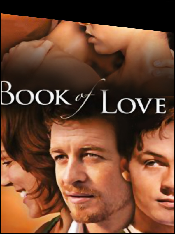 Affiche Book of Love