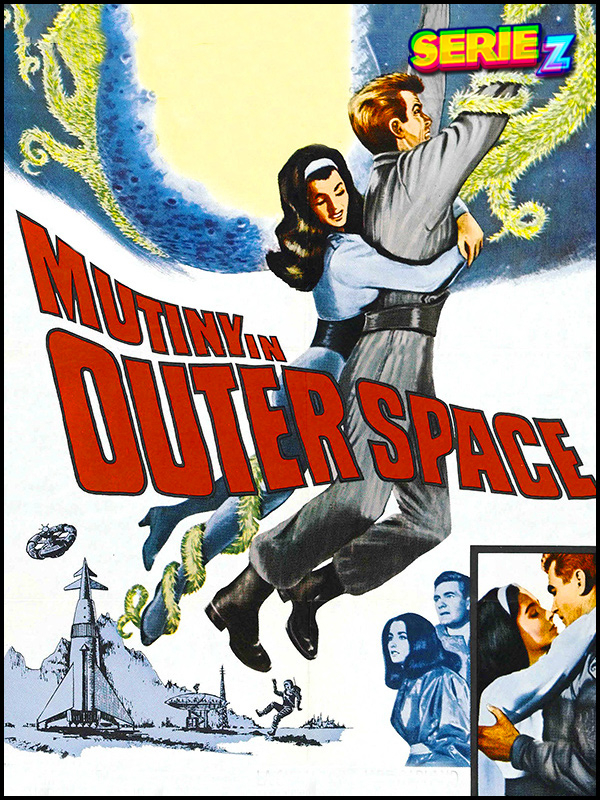 Affiche Mutiny in outer space