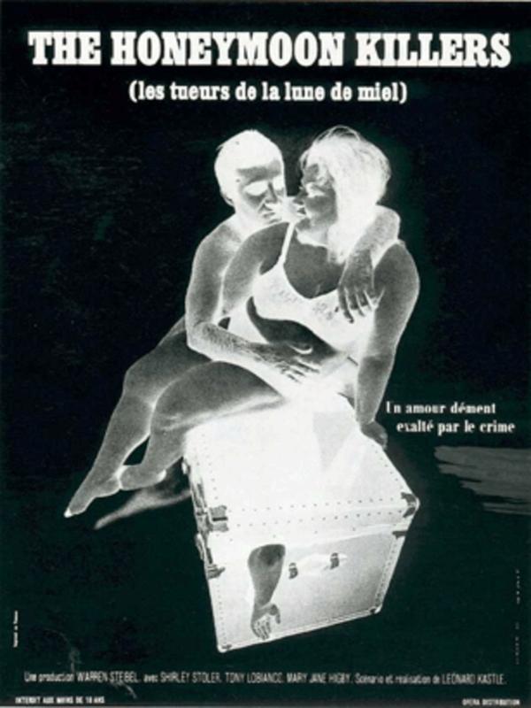 Affiche The Honeymoon Killers (Tueurs de la lune de miel)