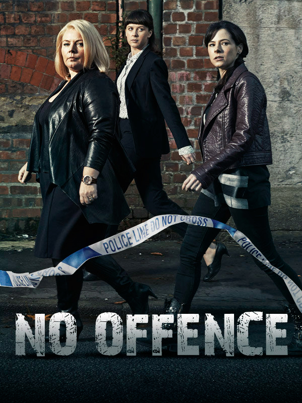 Affiche No Offence