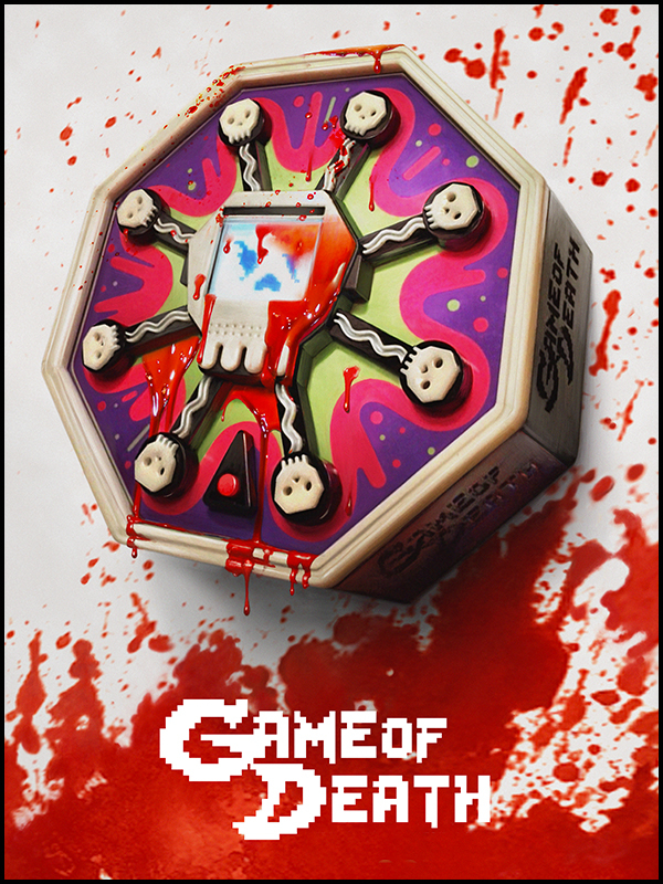 Affiche The Game of Death