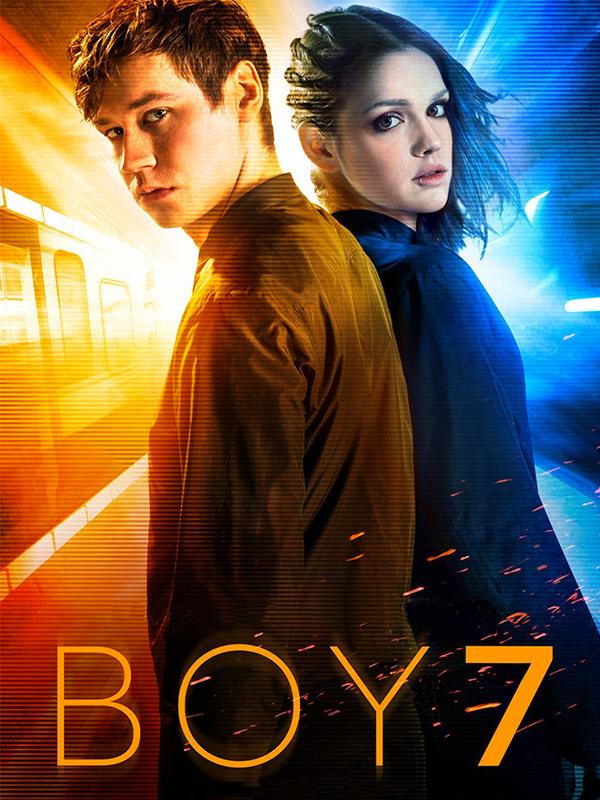 Affiche Boy 7