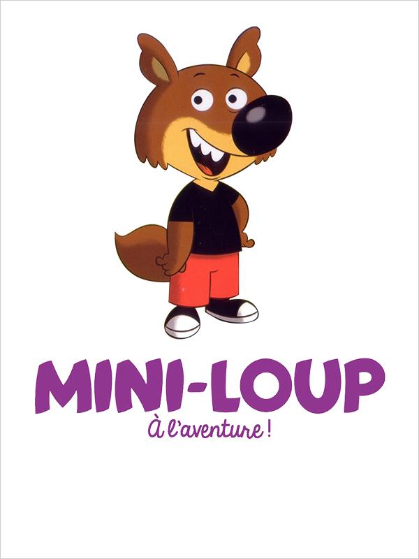 Affiche Mini-Loup