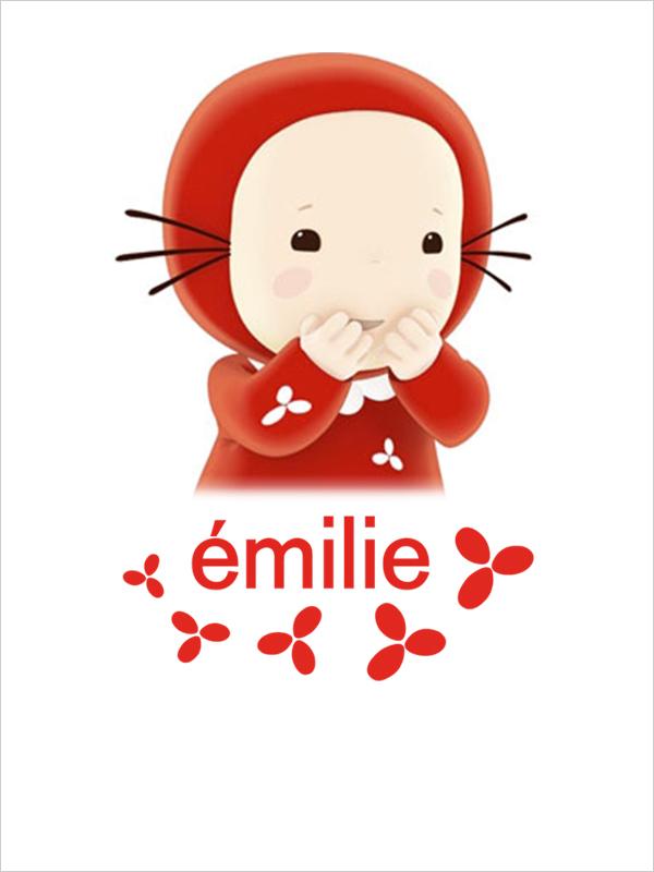 Affiche Emilie