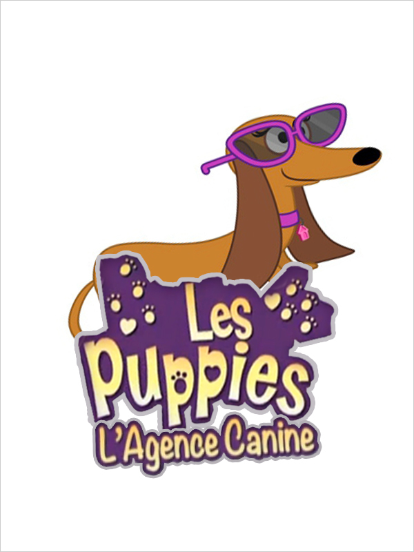 Affiche Les Puppies, l'Agence Canine