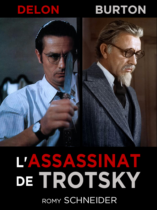 Affiche L'assassinat de Trotsky