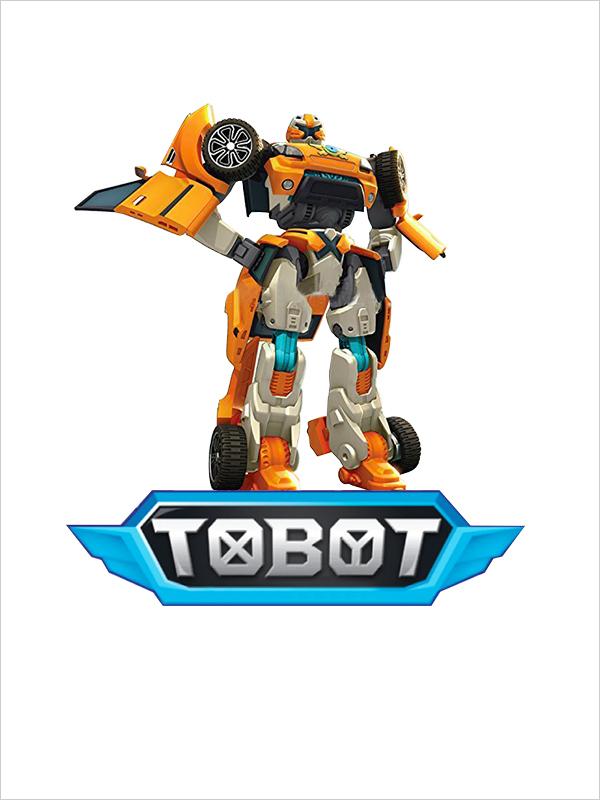 Affiche Tobot