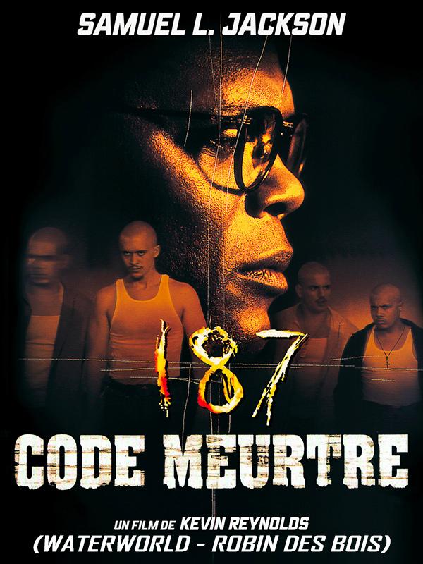 Affiche 187, code meurtre